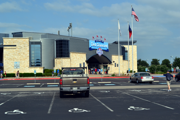 Round Rock Express – The Ballpark Guide