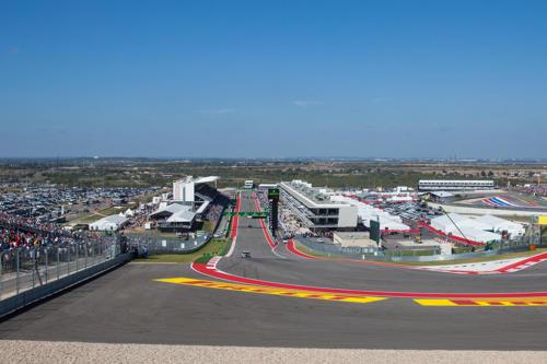 F1 Texas Widescreen