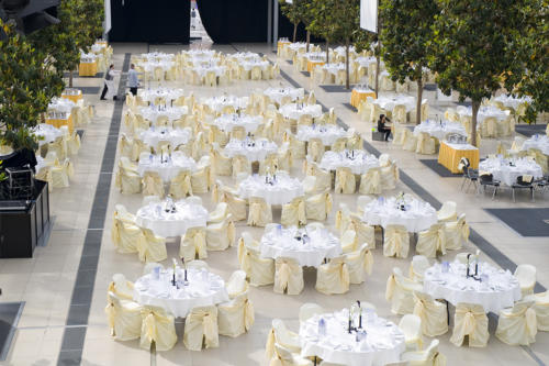 Large Catered Pre-Event